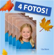 Foto 13x18 cm 4er